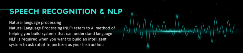 Speech Recognition & NLP