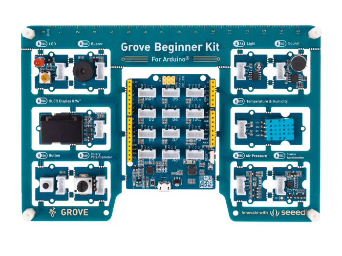 Starter Kit for Arduino NGW-1set Grove