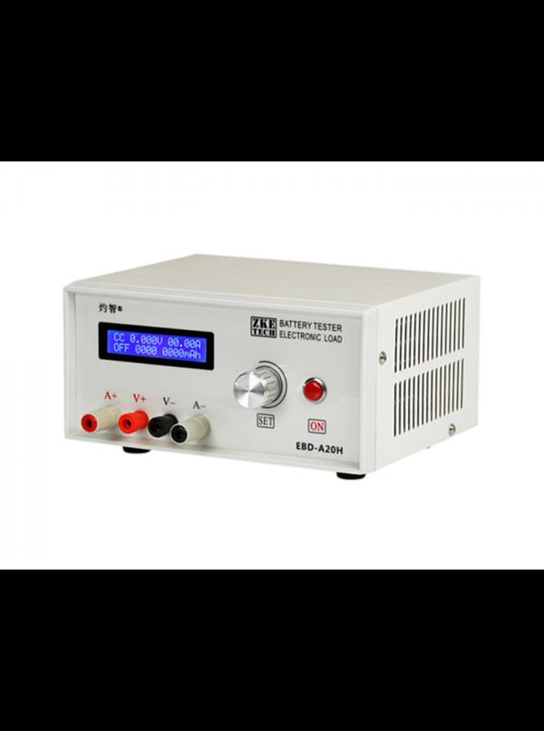19.5V ZKE EBD-M05 MINI Electronic Load Tester Battery Capacity Power Bank Tester