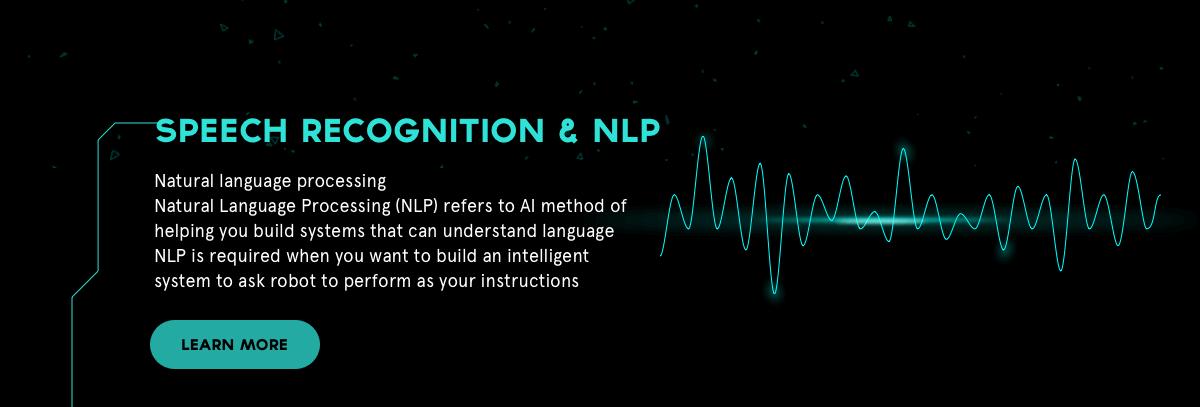 Speech Recognition & NLP